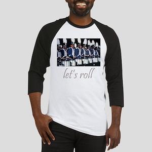 lets_roll_dark Baseball Jersey
