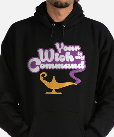 OUAT Genie Your Wish Hoodie (dark)