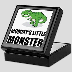 Mommys Little Monster Keepsake Box