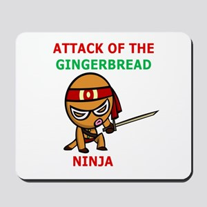 Ginger Ninja Mousepad