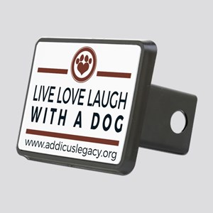LLLwithDog Hitch Cover