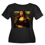 Mona Lisa makeover Plus Size T-Shirt