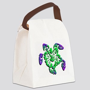 TURTLE Canvas Lunch Bag