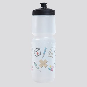 Nursing Sports Bottle