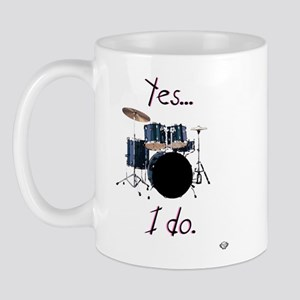 Yes. I play drums.