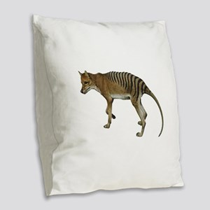 PROWL Burlap Throw Pillow