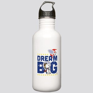 Peanuts Dream Big Water Bottle