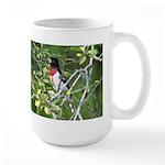 Rose-breasted Grosbeak Large Mug