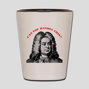 Handel Shot Glass