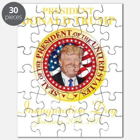 Cute Inauguration Puzzle