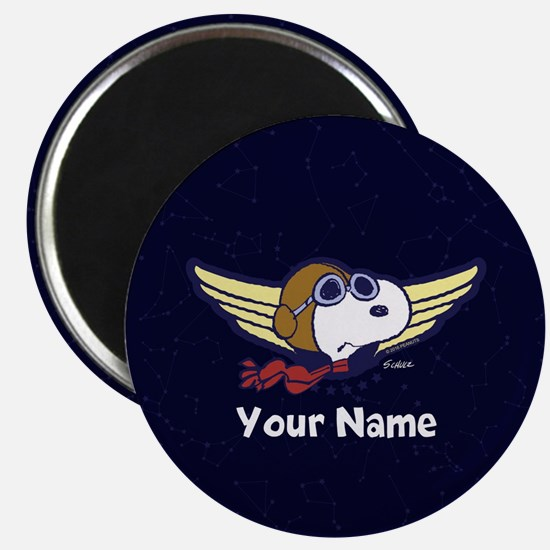 Snoopy Ace Personalized Magnet