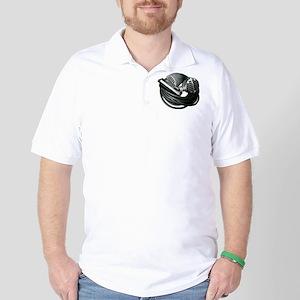 Harp Mics Golf Shirt