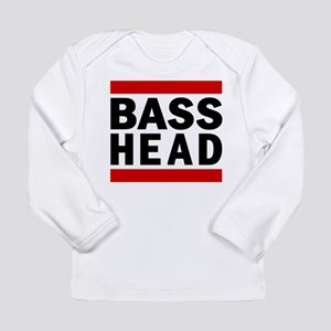 BASS HEAD. Long Sleeve T-Shirt