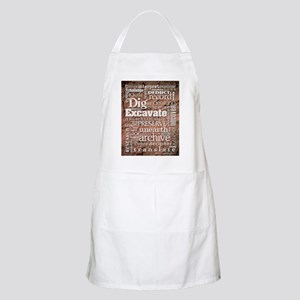 Archaeology Light Apron