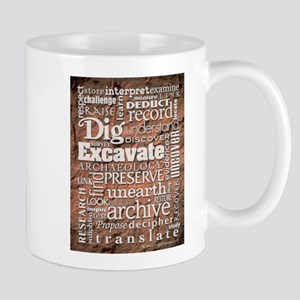 Archaeology Mug