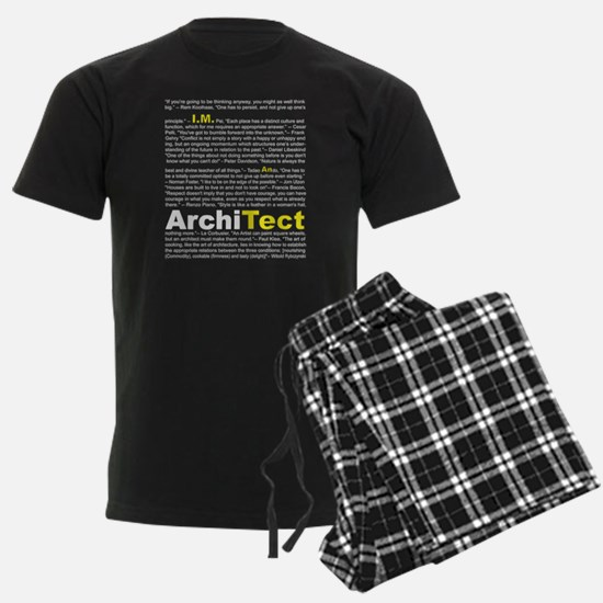 I am an architect Pajamas