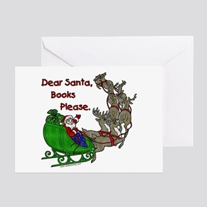 Dear Santa - Kids Printing Greeting Cards (Pk of 1
