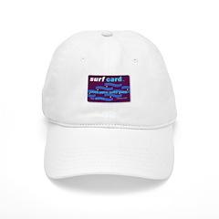 Surf card Baseball Baseball Cap