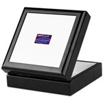 Surf card Keepsake Box