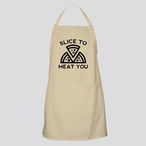 Slice To Meat You Apron