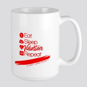 Repeat Large Mug Mugs