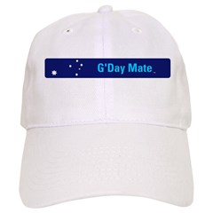 G'Day Mate Baseball Baseball Cap