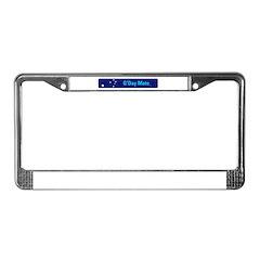 G'Day Mate License Plate Frame