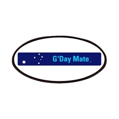G'Day Mate Patch