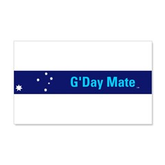 G'Day Mate Wall Decal