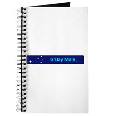 G'Day Mate Journal