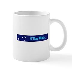 G'Day Mate Mugs