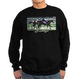 Saratoga racetrack Sweatshirt (dark)