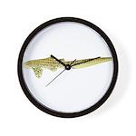 Zebra Shark Wall Clock