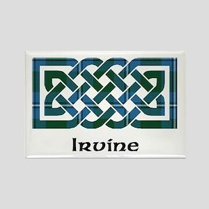 Knot - Irvine Rectangle Magnet