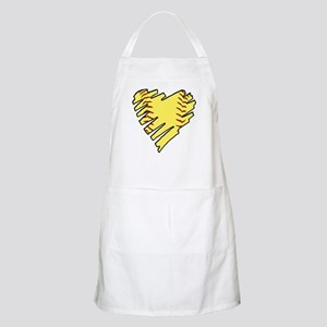 Softball Heart BBQ Apron