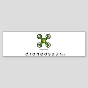 droneosaur Bumper Sticker