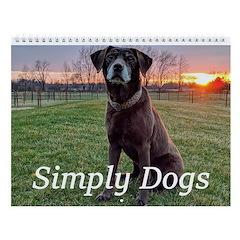 Simply Dogs Wall Calendar
