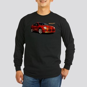 Orange SRT-4 Long Sleeve T-Shirt