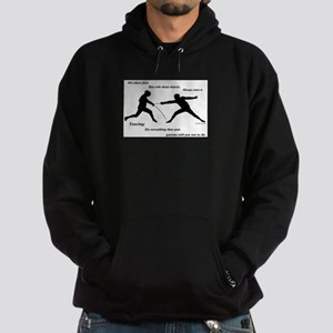 Hit First Sweatshirt