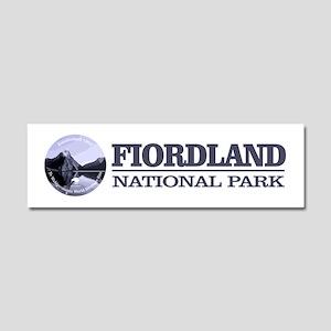Fiordland NP Car Magnet 10 x 3