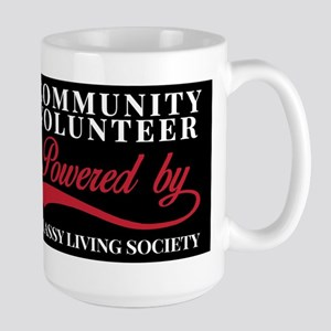 Community Large Mug Mugs