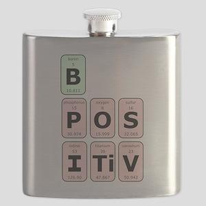 Be Postive Flask