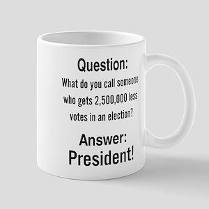 call me president Mugs