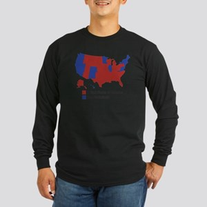 Dumbfuckistan Long Sleeve T-Shirt
