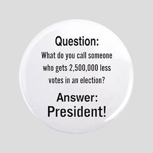 Call Me President Button