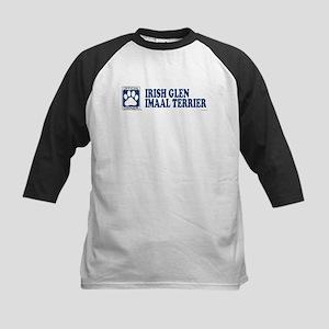 IRISH GLEN IMAAL TERRIER Kids Baseball Jersey