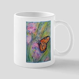 Bright, butterfly, art Mugs