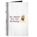 Go Jesus! It's Yer Birthday! Journal