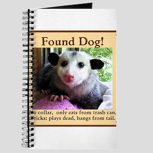 Found Dog Journal