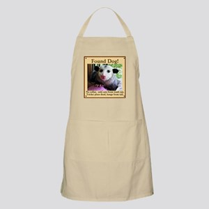 Found Dog Apron
